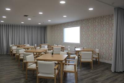Salón Comedor Centro de Día Lasaitasuna